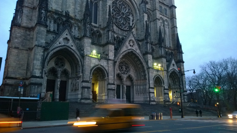 The Cathedral Church of St. John the Divine (6)