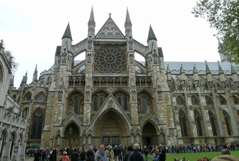 Westminster abbey (2)