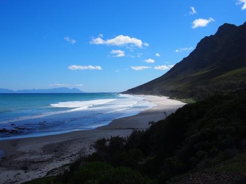 Na cestě do Kapského města